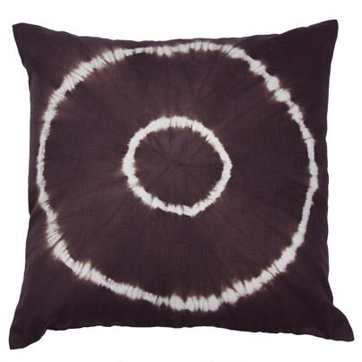 tie dye cushion